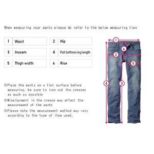 Levi's Jeans - Vintage Levi's Ass Rip Jeans Orange Tab Re/Done